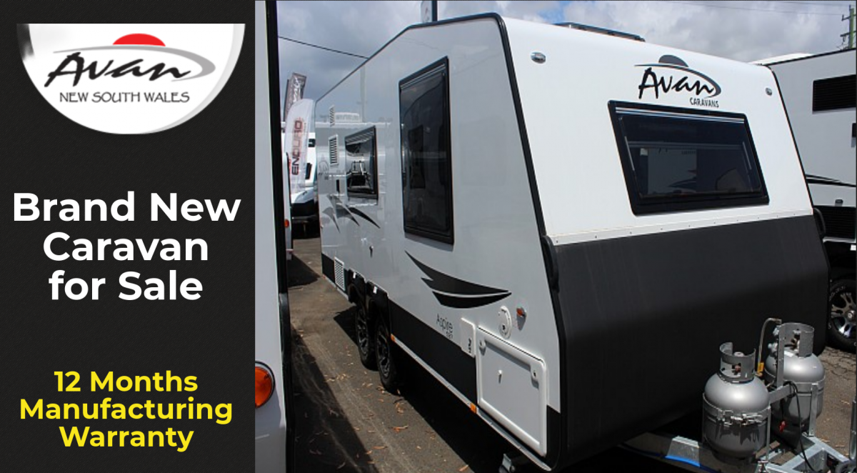 Brand New Caravans for Sale: Which One Should You Buy?