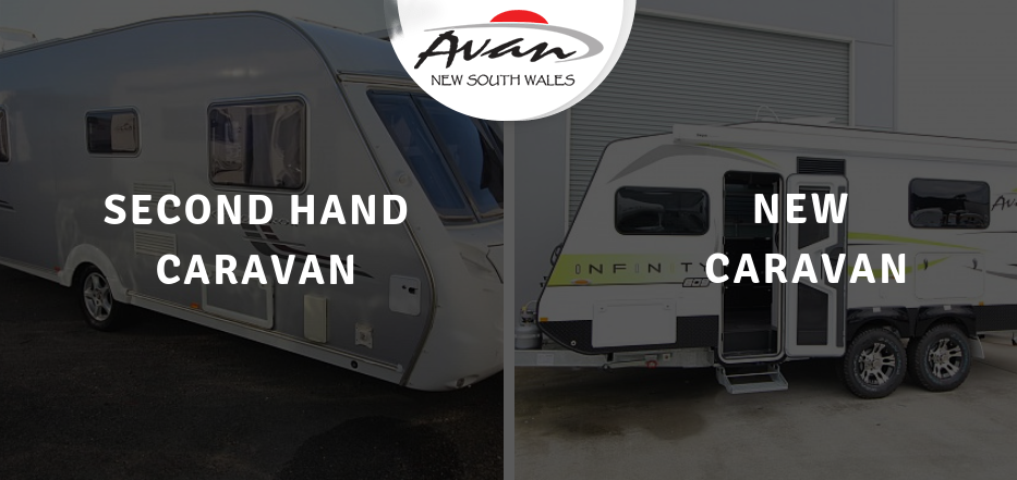 Second Hand Caravan or New Caravan