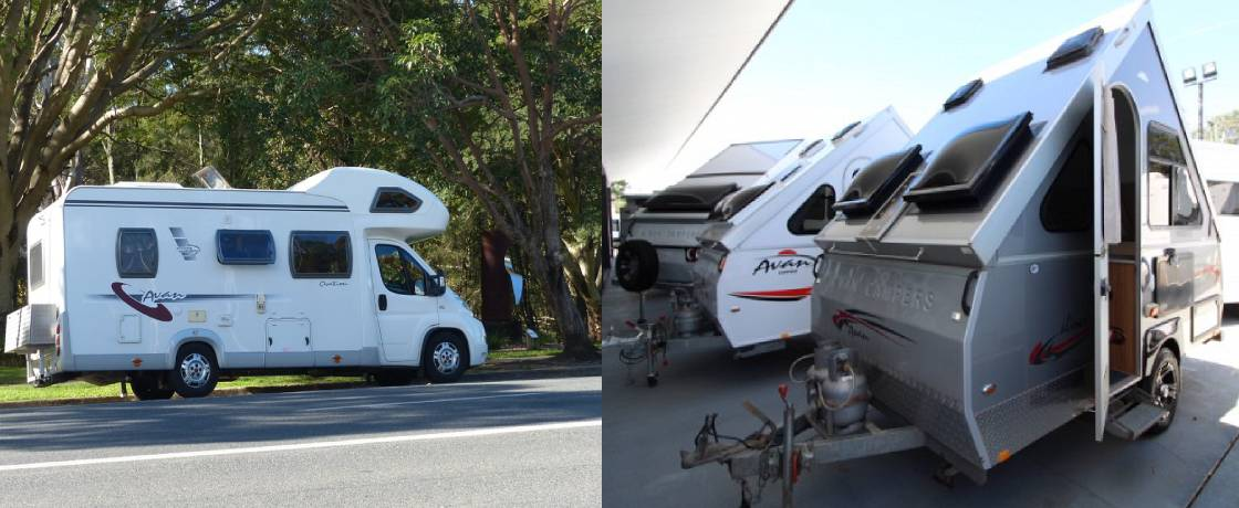 Used Campers v Used Motorhomes: Which is Best?