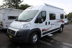 2013 Avan APPLAUSE 500