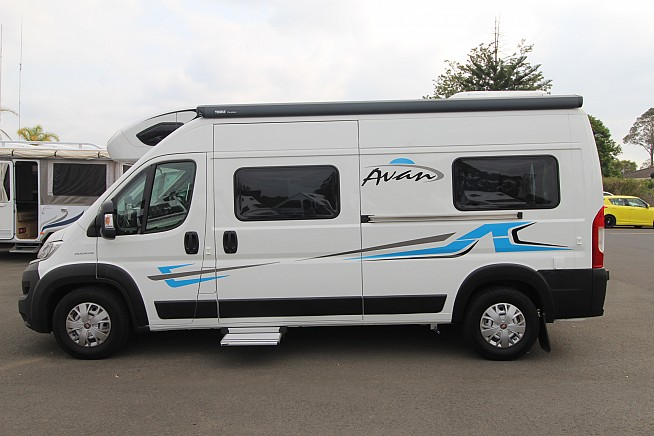 2019 Avan APPLAUSE 500