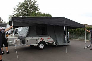 2016 Cub Camper Supermatic Escape