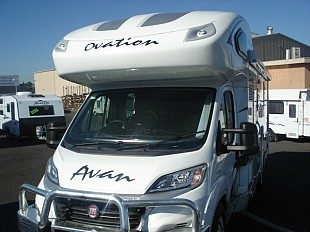 2016 Avan OVATION M8