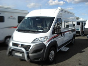 2016 FIAT DUCATO MAXXI PROFESSIONAL OZ MOTOR HOME CONVERSION CO.