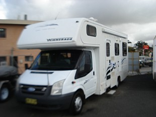 2007 Winnebago EURO STAR DELUXE