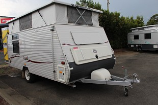 2007 Coromal Excel 455 Pop Top