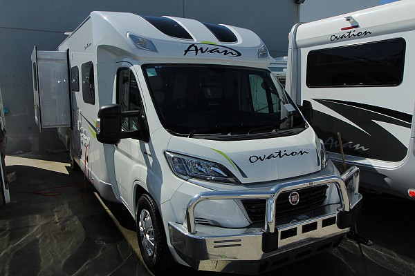 2018 Avan OVATION M7