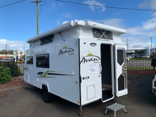 2020 Avan Aspire 470 Pop Top