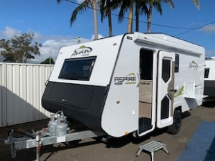 2020 Avan Aspire 499 Hard-Top