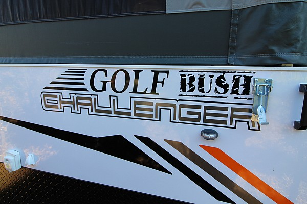 2019 Golf Bush Challenger 3