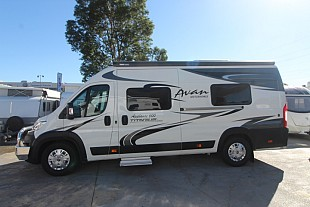 2018 Avan Applause 600