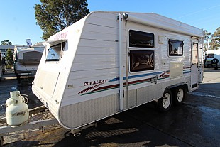 Used Campers, Caravan and Motorhome for Sale - Avan NSW