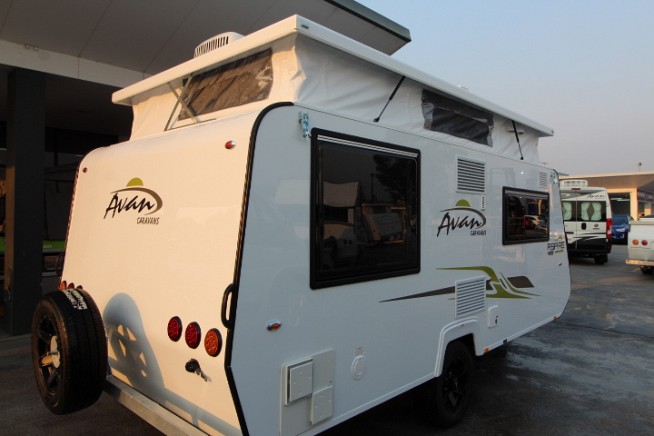 2019 Avan ASPIRE 499 POP-TOP
