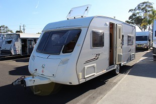 2008 SWIFT CONQUEROR