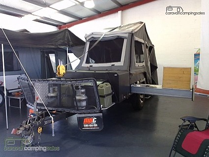 Camping Trailer – Market Direct Camper